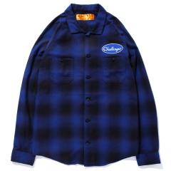 L/S CHECK WORK SHIRT
