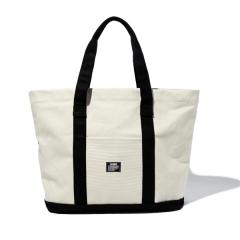 CANVAS TRAVEL TOTE BAG