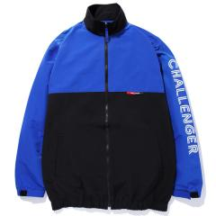 NYLON LOGO YATCH JACKET