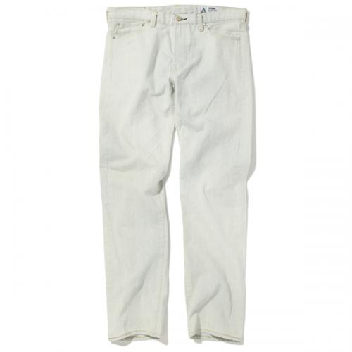 BLEACH DENIM PANTS
