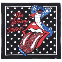 THE ROLLING STONES x CHALLENGER BANDANNA