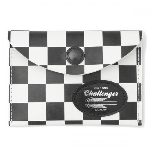 CHECKER COIN CASE