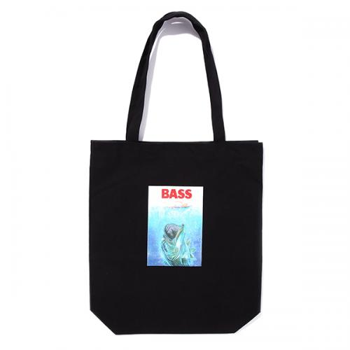 BASS BITE TOTE BAG