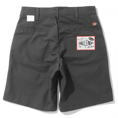 7th ANNIVERSARY REDKAP CUSTOM SHORTS