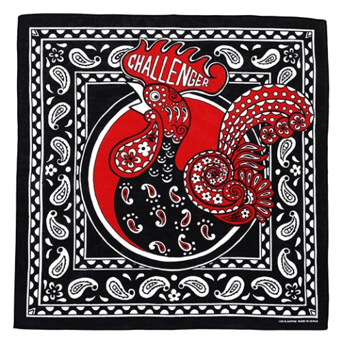 ROOSTER BANDANA