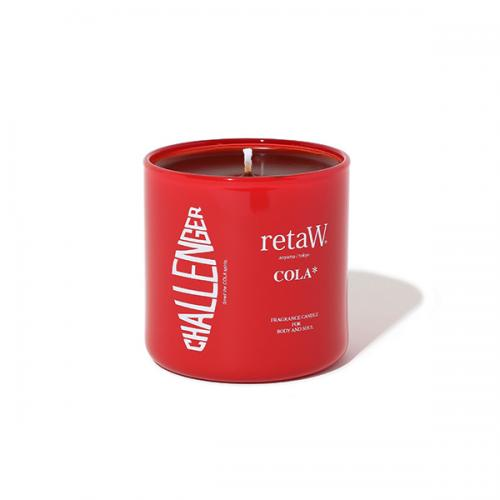 x retaW FRAGRANCE CANDLE