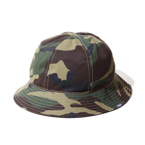 CAMO REFLECTED BOWL HAT