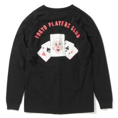 L/S PLAYERS TEE