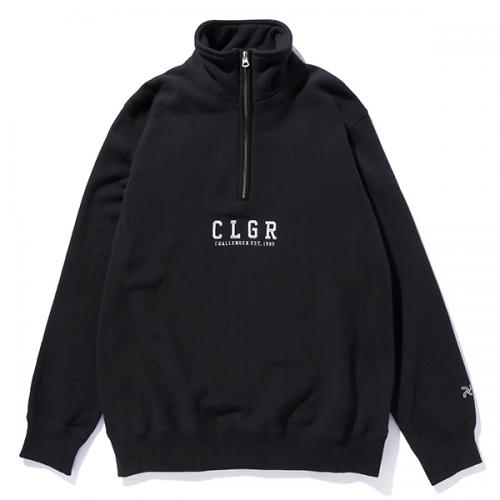 QUARTER CLGR SWEAT