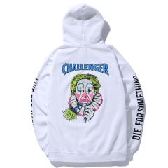 WASHED CLOWN HOODIE