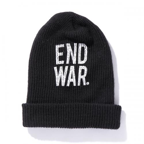 END WAR KNIT CAP