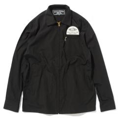 PATCH ZIP SHIRT