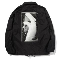Bill Daniel×CHALLENGER  MISFITS PHOTO COACH JACKET