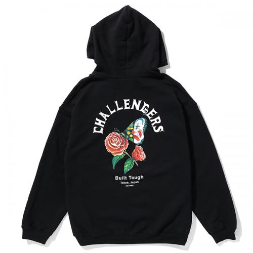 CHALLENGERS BUTTERFLY HOODIE