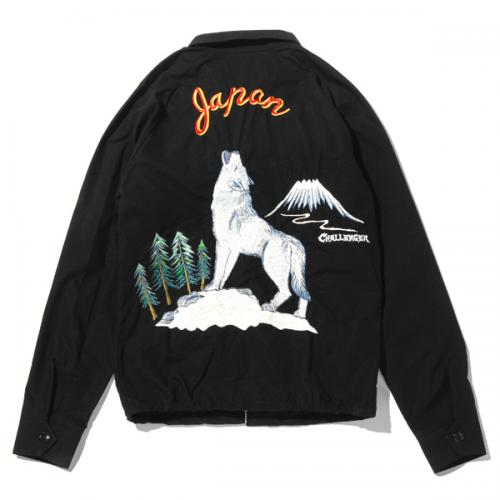 SOUVENIR COTTON JACKET