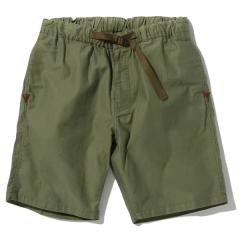 WASHED CLIMBING SHORTS