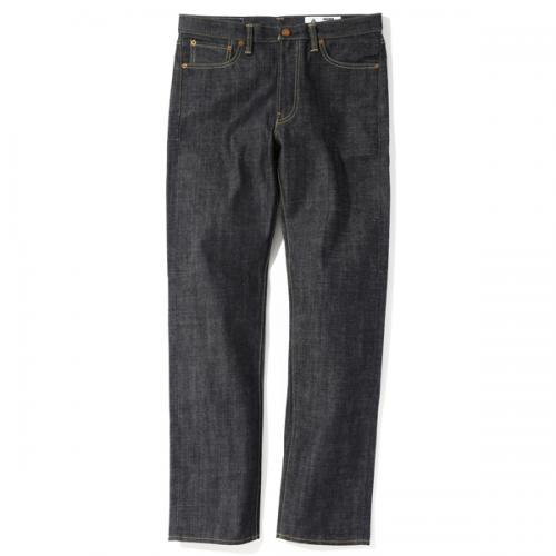 NARROW DENIM PANTS