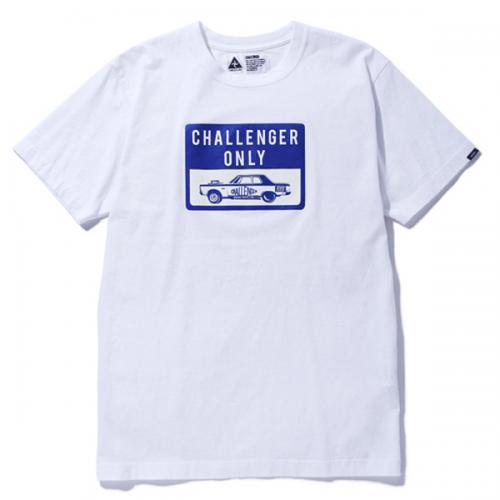 CHALLENGER ONLY CAR TEE
