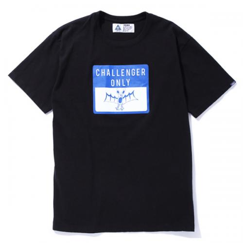 CHALLENGER ONLY BAT TEE