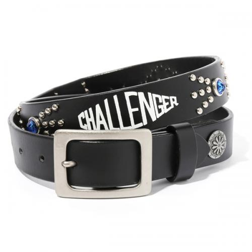 LEATHER STUDS BELT