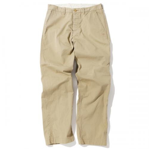WASHED CHINO PANTS