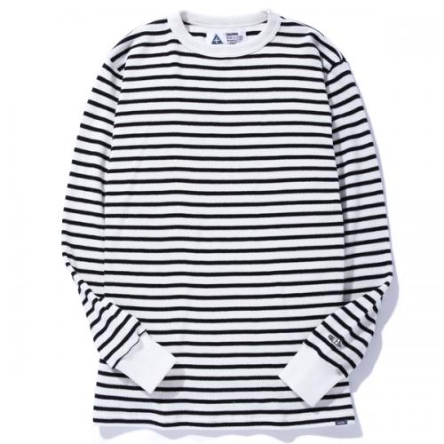 L/S BORDER THERMAL TEE