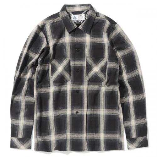SQUARE CHECK SHIRT