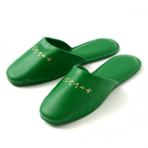 LOGO SLIPPERS