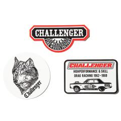 CHALLENGER STICKERS