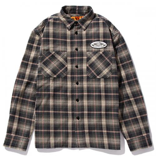 ORIGINAL CHECK NEL SHIRT