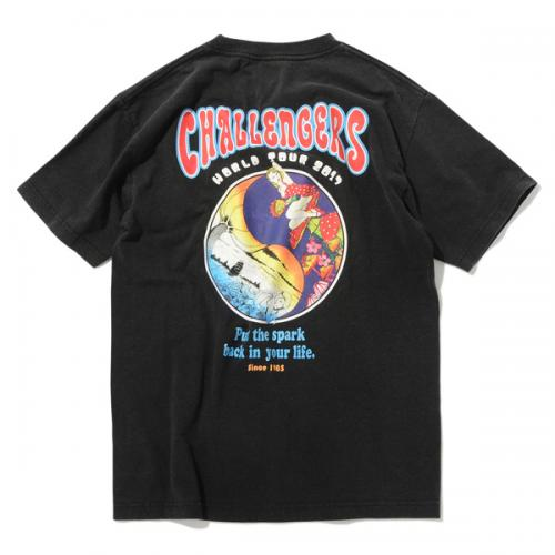 CHALLENGERS TOUR TEE