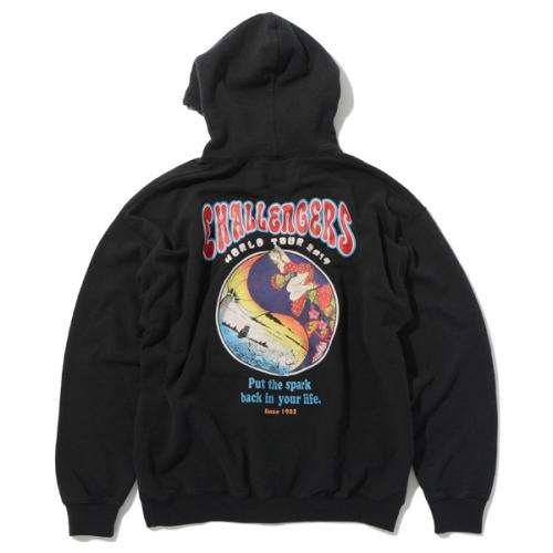 CHALLENGERS TOUR HOODIE