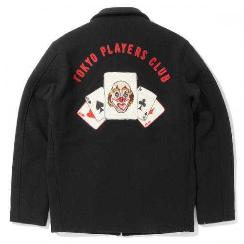 MELTON CLUB  JACKET (PLAYERS)