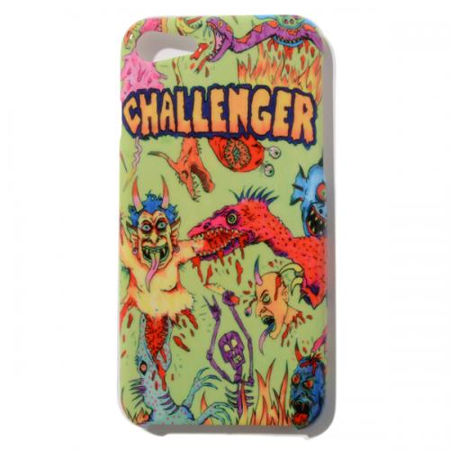 LOTTIES×CHALLENGER  IPHONE CASE